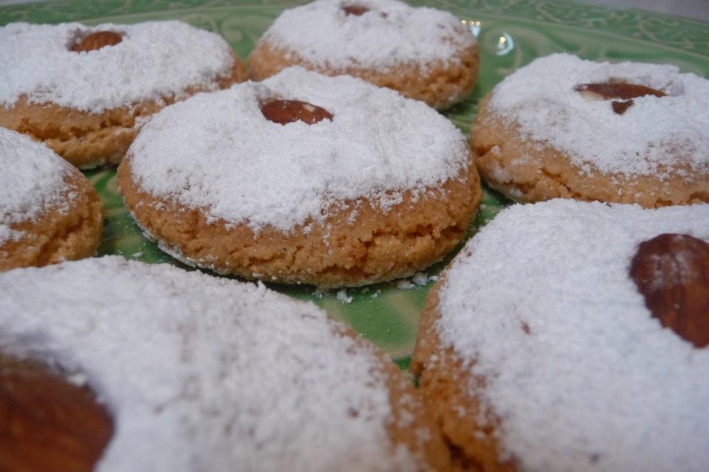 Amaretti (gluten-free)
