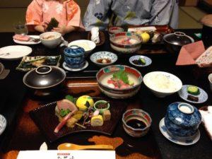 TRADITIONAL JAPANESE ACCOMMODATION & BATH – RYOKAN & ONSEN
