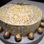 40th Birthday Cake for Hubby, Ben