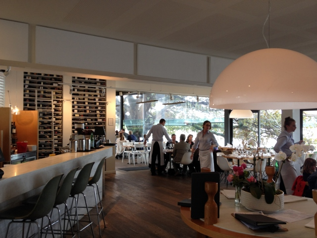 Public Dining Room - The Village Cooks - Cooking Classes, Kitchen ...