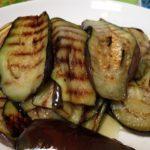 Grilled Eggplant, Ricotta & Tomato Lasagna