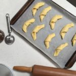 Mezzalune di Marmellata (Half-moon Jam Biscotti)