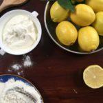 Torta di Limone e Olio